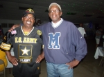 Couple of Tiger sports legends, Frank Davis and Tommy Lee McCaskill!!! 2014 'Varsity Night'